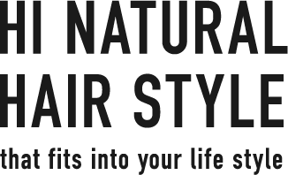 HI NATURAL HAIR STYLE that fits into your life style